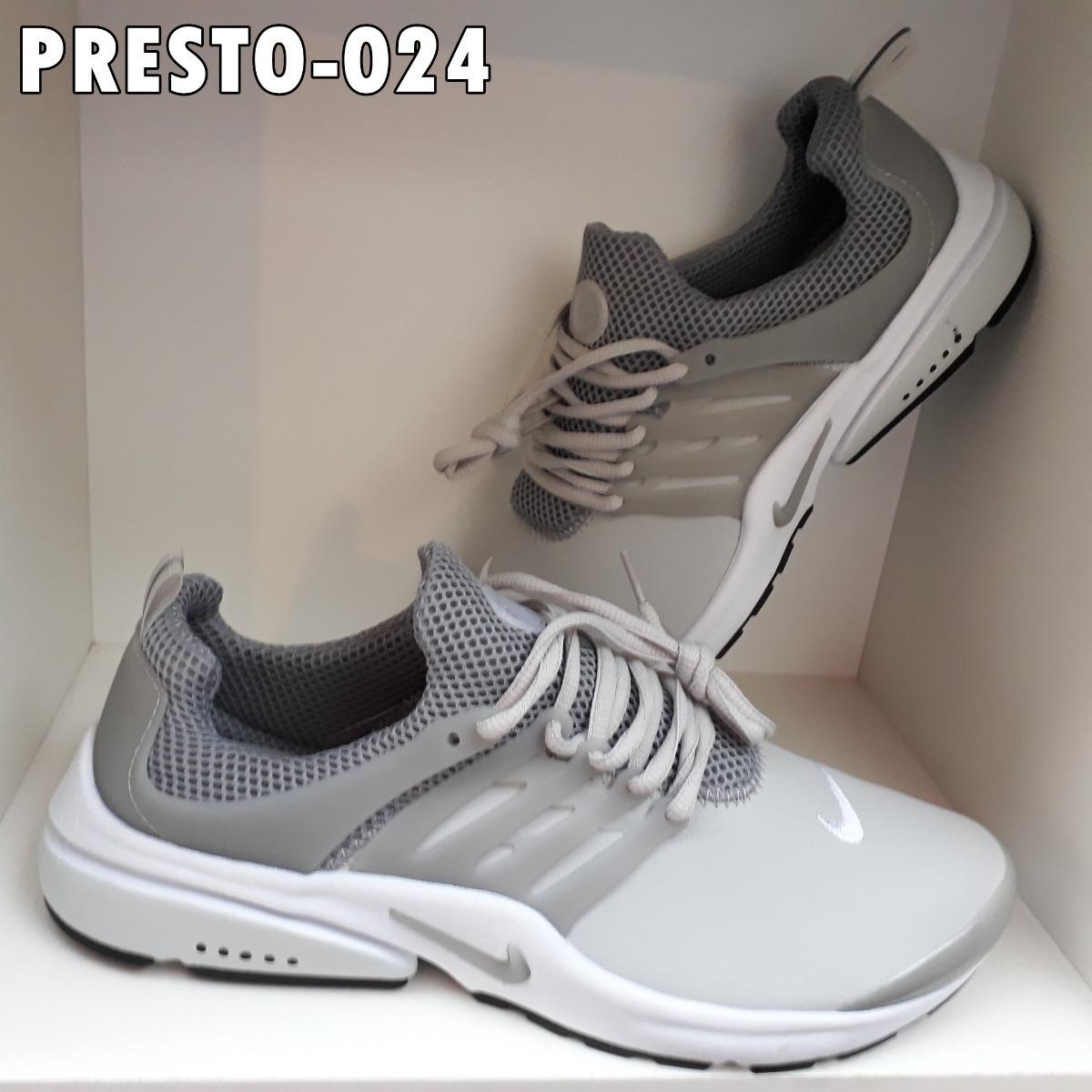 big sale 7edfc 66a8c ... low price zapatillas nike air presto hombre gris. cargando zoom. 50ecf  f8a81