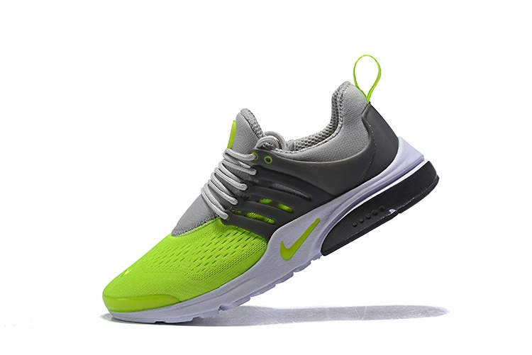 best website 32628 b1eff zapatillas nike air presto verde lima y gris claro 2018