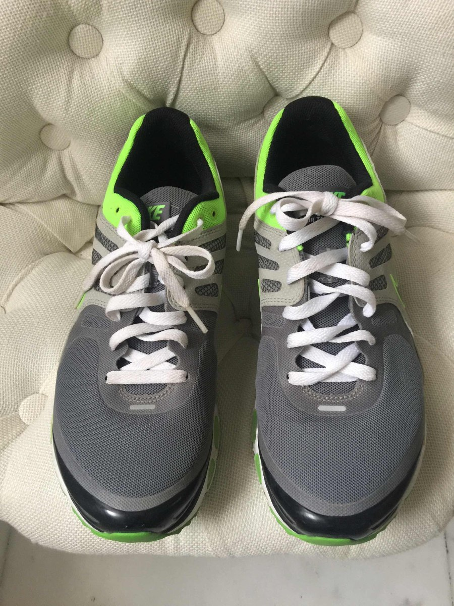 save off d9a73 f9ffd Zapatillas Nike Air Tailwind 2 Talle 10 Us 44 Eur Gris - $ 1.290,00