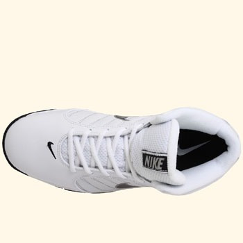 zapatillas nike air team hyped - talla 9 us-27 cm-exclusivas