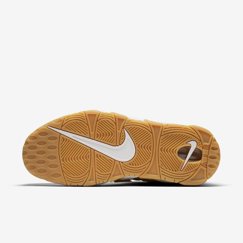 zapatillas nike air uptempo flax original en caja scottie