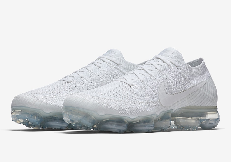 2018 Nike Air Vapor Max blanco