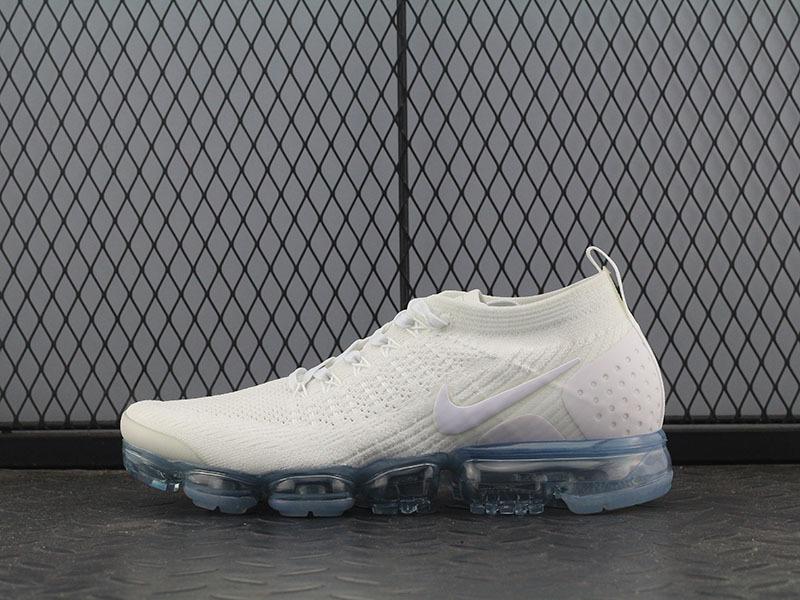 online store edaca a222f Zapatillas Nike Air Vapormax 2 Flyknit - Triple White