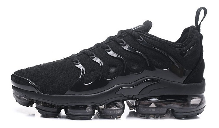 diseño novedoso descuento en venta calidad estable Zapatillas Nike Air Vapormax Plus 2018 Tn Negras / A Pedido