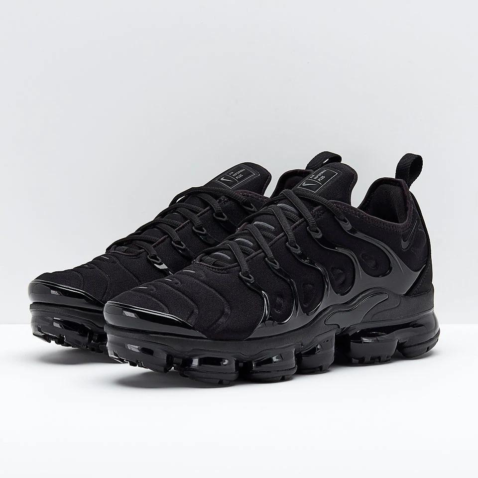 874fab32506 zapatillas nike air vapormax plus negra hombre. Cargando zoom.