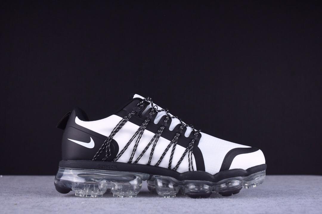 Zapatillas Nike Air Vapormax Run Utility Blanco Y Negro T36