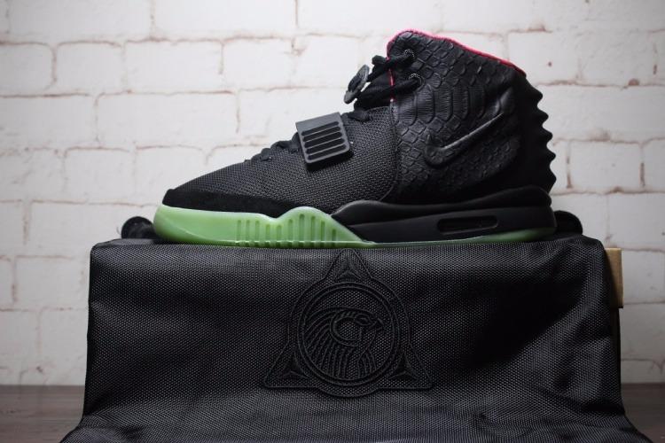ecbbb4b6883 Zapatillas Nike Air Yeezy 2 Basketball Modelo Exclusivo - S  449