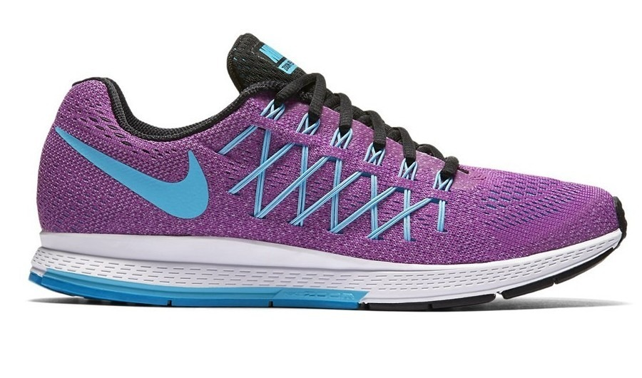huge selection of 31b8b a9b05 Zapatillas Nike Air Zoom Gs Violet Pegasus 32 Dama - $ 2.700,00 en ...