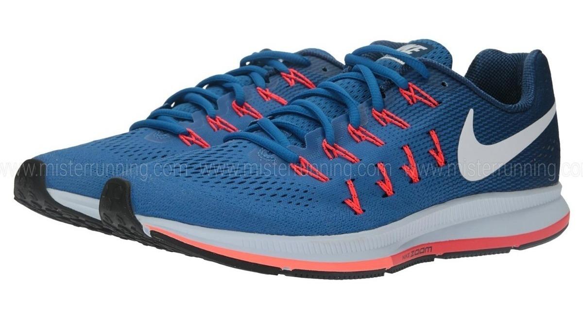 Zapatillas Nike Air Zoom Pegasus 33 Hombre Correr Running