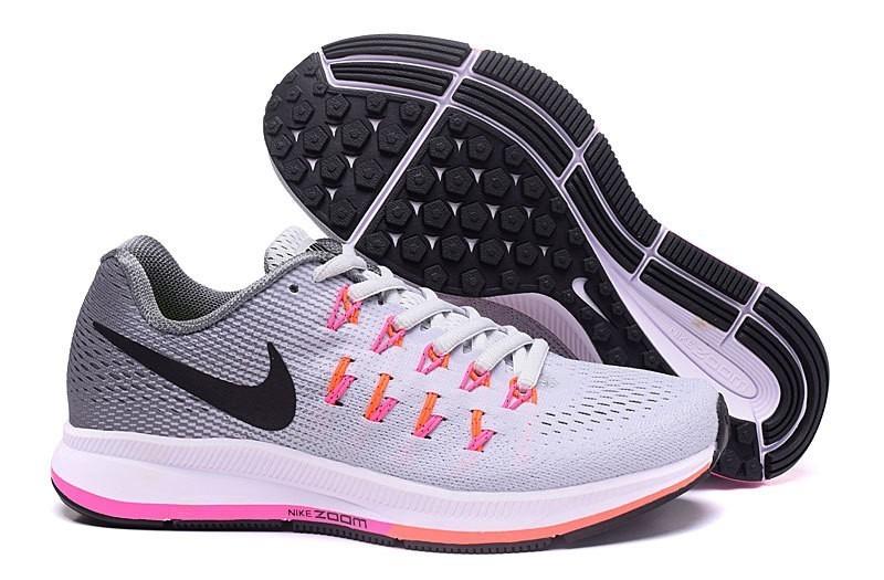 c5d8aa7ad44 Zapatillas Nike Air Zoom Pegasus 33 Mujer Running 831356-006 ...