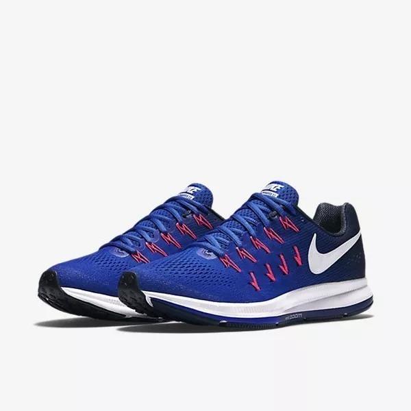 2c627964 Zapatillas Nike Air Zoom Pegasus 33/hombre/phsports/azul - $ 2.899 ...
