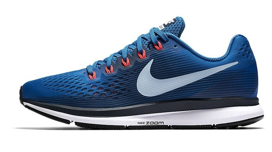 nike air zoom pegasus 34 azul