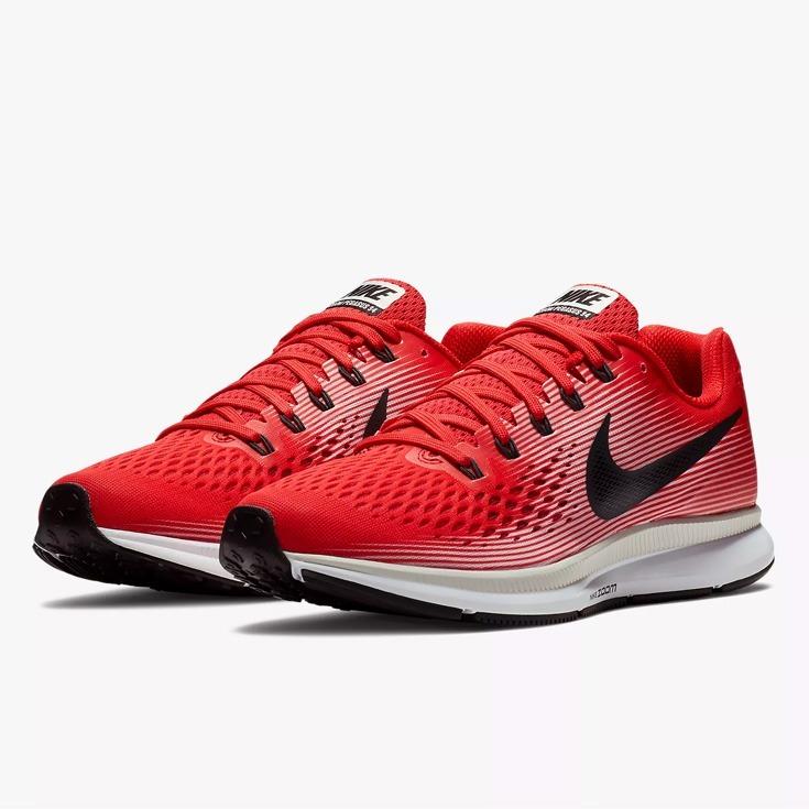Zapatillas Nike Air Zoom Pegasus 34 Hombre 100% Originales