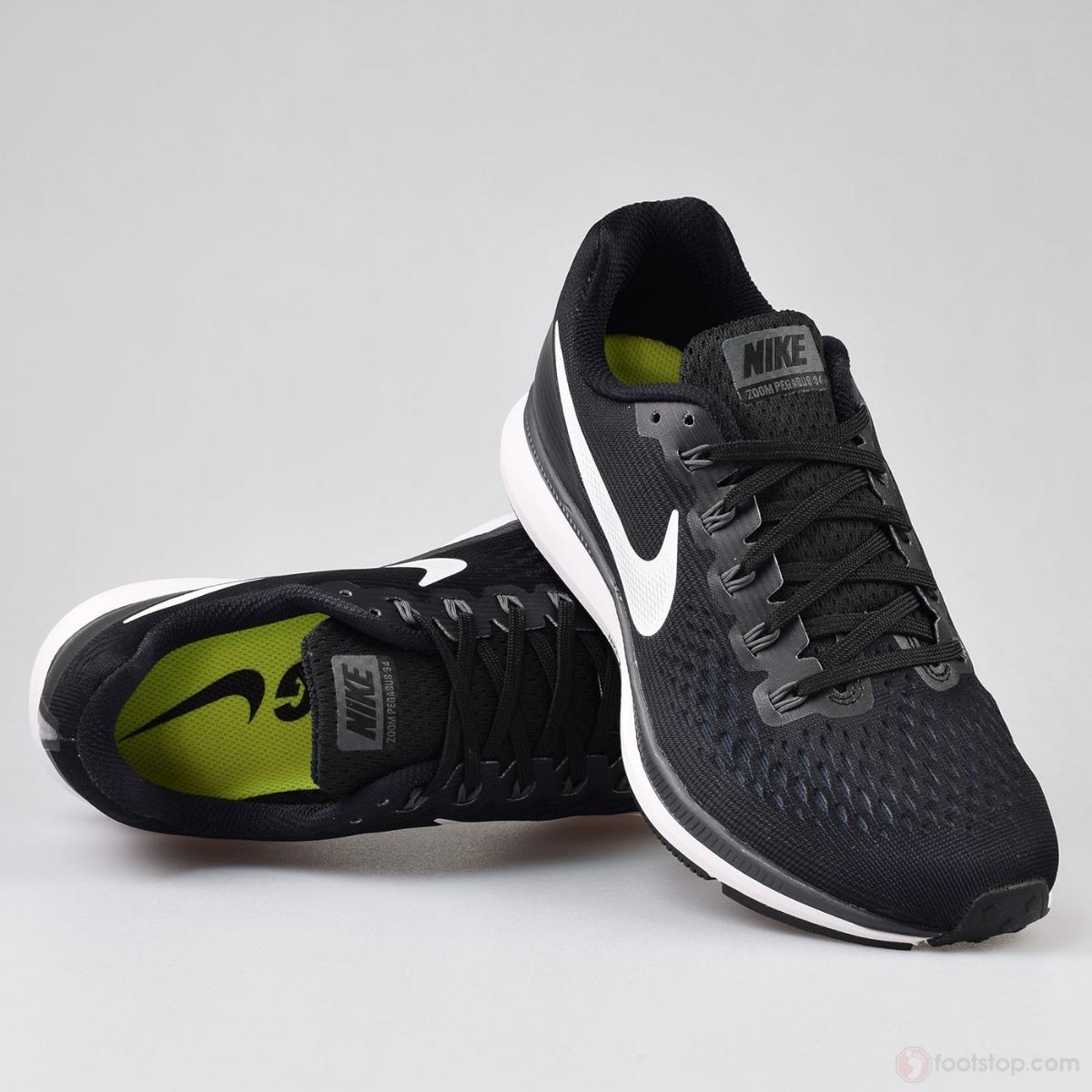 43e16bed12e Zapatillas Nike Air Zoom Pegasus 34 Originales Para Hombre - S  360 ...