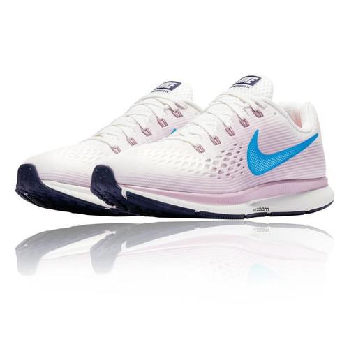 zapatillas nike rosa mujer running
