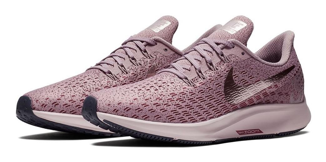 Zapatillas Nike Air Zoom Pegasus 35 Violeta Mujer
