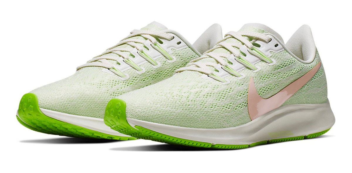 Zapatillas Nike Air Zoom Pegasus 36 Mujer Running Originales