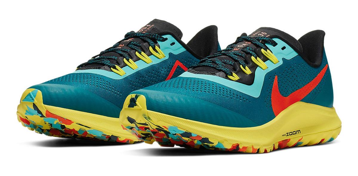 Zapatillas Nike Trail Running Zapatillas en Mercado Libre