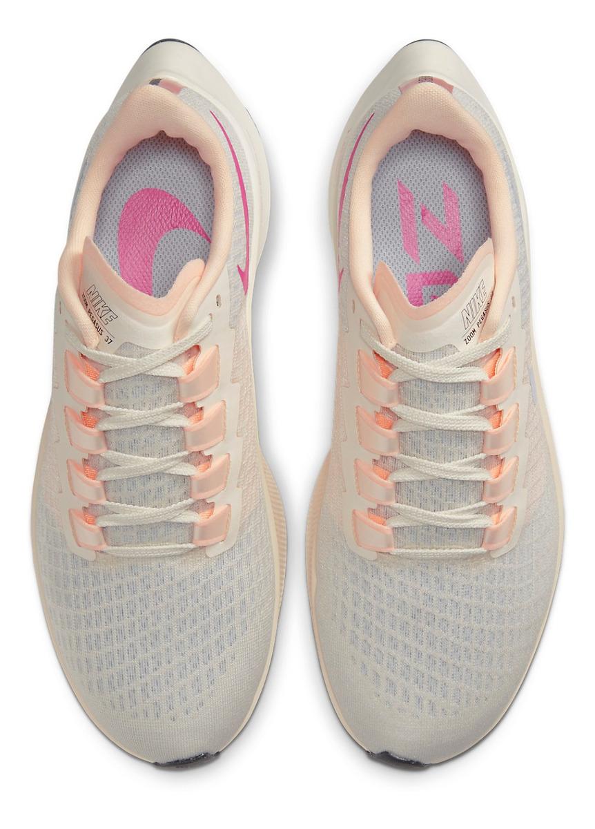 Zapatillas Nike Air Zoom Pegasus 37 Mujer Running Originales
