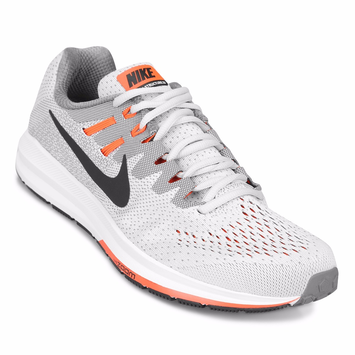 cd9abc36f916a Zapatillas Nike Air Zoom Structure 20 Hombre (849576-009) -   3.622 ...