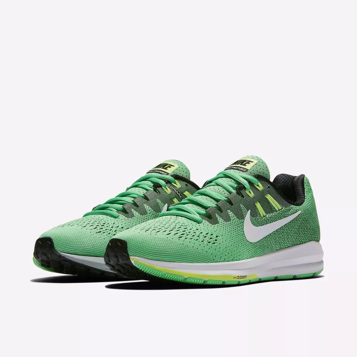 a5e7364ebe178 Zapatillas Nike Air Zoom Structure 20 - Talle 42.5 (9 Usa) -   2.900 ...