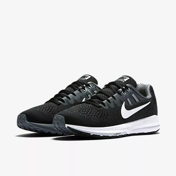 new style c9081 cc53d zapatillas nike air zoom structure 20negromujerrunning