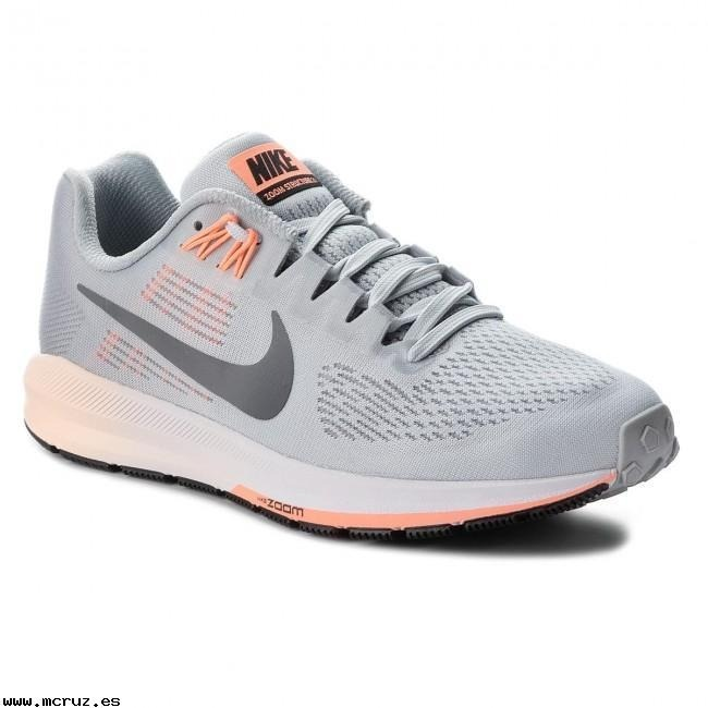 167a0f230ae Zapatillas Nike Air Zoom Structure 21 Mujer Nueva 904701-008 ...
