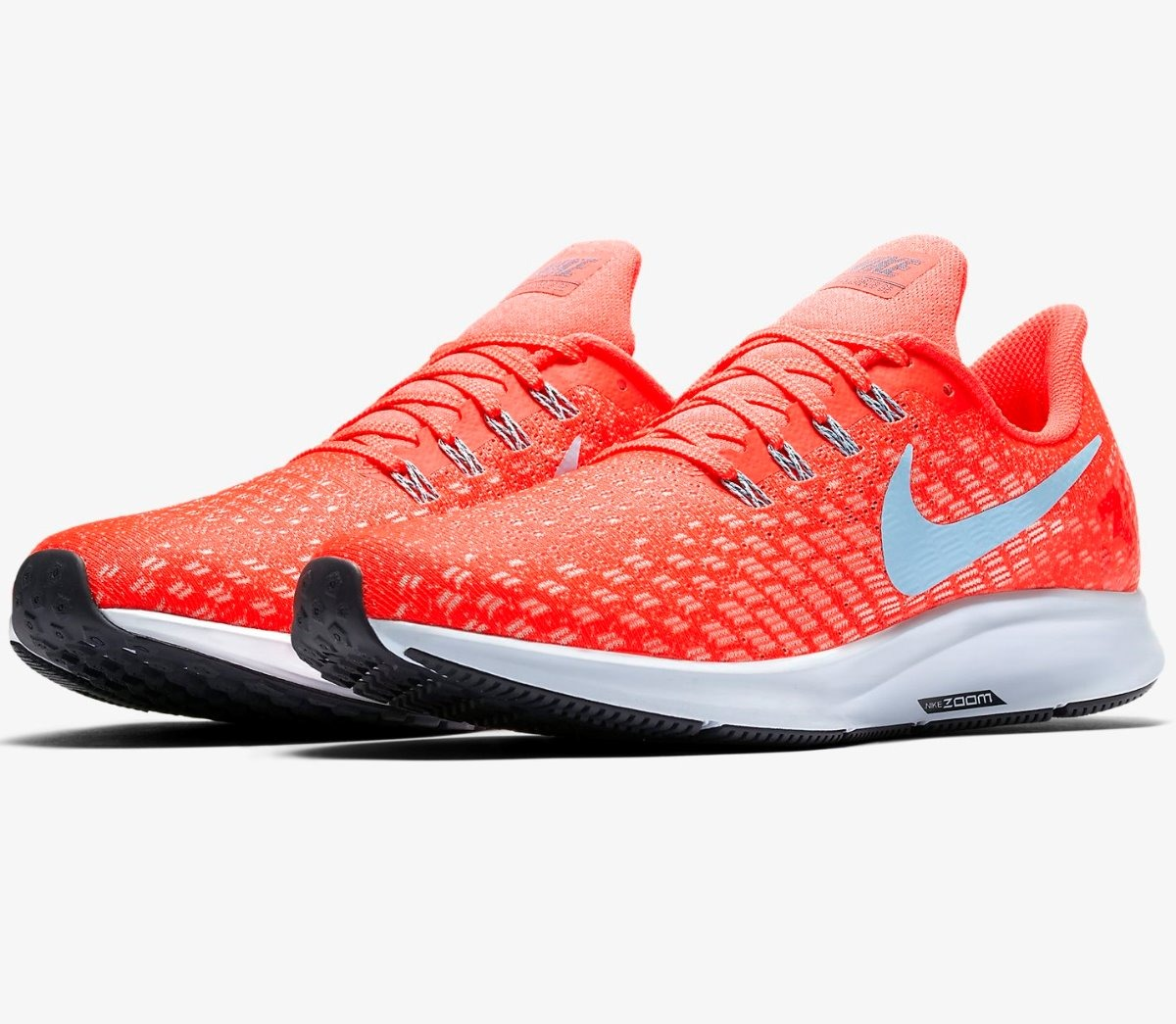 the latest d5ad8 ae110 Zapatillas Nike Air Zoom Structure 35 Orange Unisex 36-45