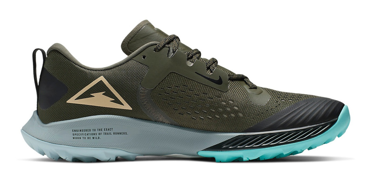 Zapatillas Nike Air Zoom Terra Kiger 5 Running Originales