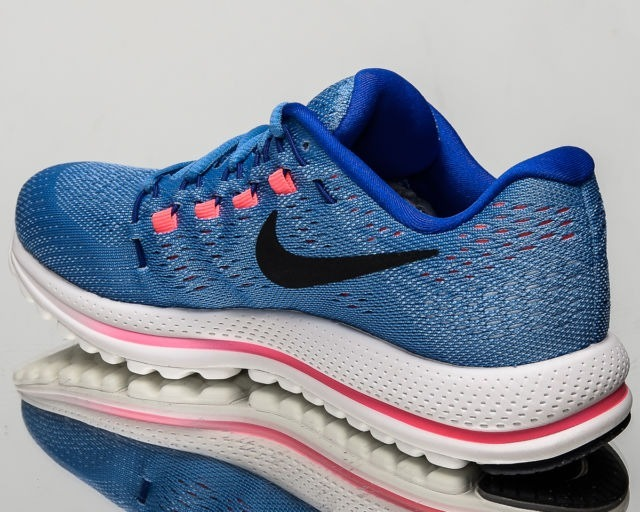 ac6d554485b Zapatillas Nike Air Zoom Vomero 12 azul mujer sale running -   2.699 ...