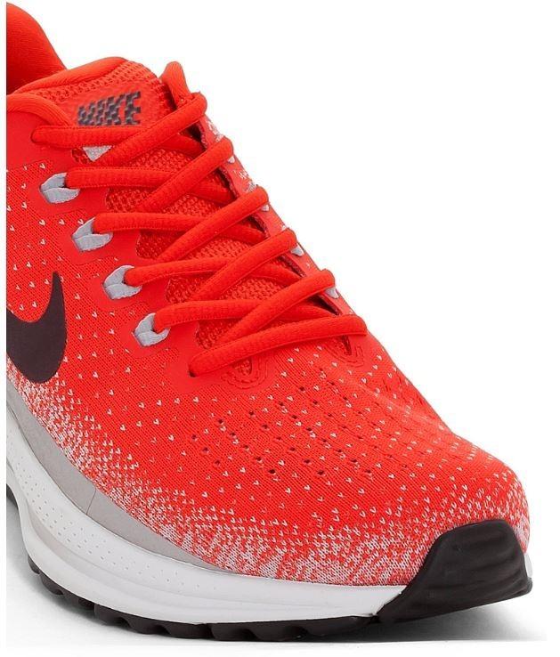 zapatillas nike air zoom vomero 13 de hombre color rojo