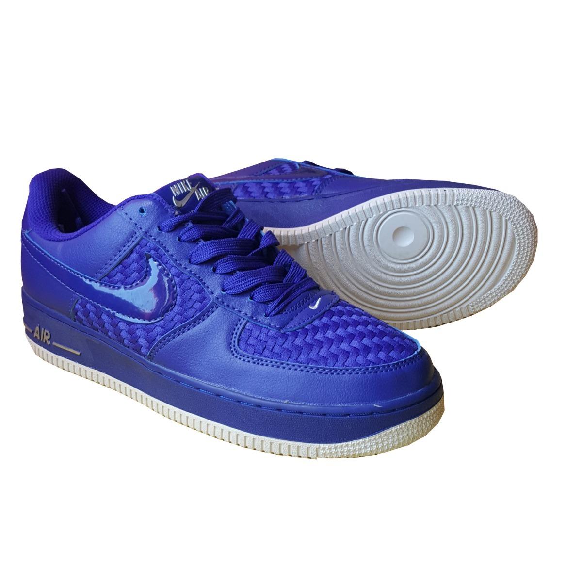 5da257d50b zapatillas nike airforce 1 azul 2018 hombre premium. Cargando zoom.