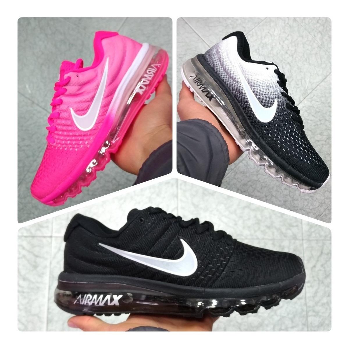 Zapatillas Nike Airmax 360 Camara Mujer
