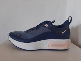 Zapatillas Nike Airmax Día Azules Mujer Hombre