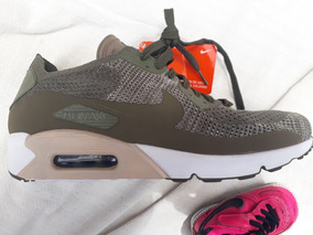 7fa3c913a Nike Air Max Palermo - Zapatillas Verde en Mercado Libre Argentina