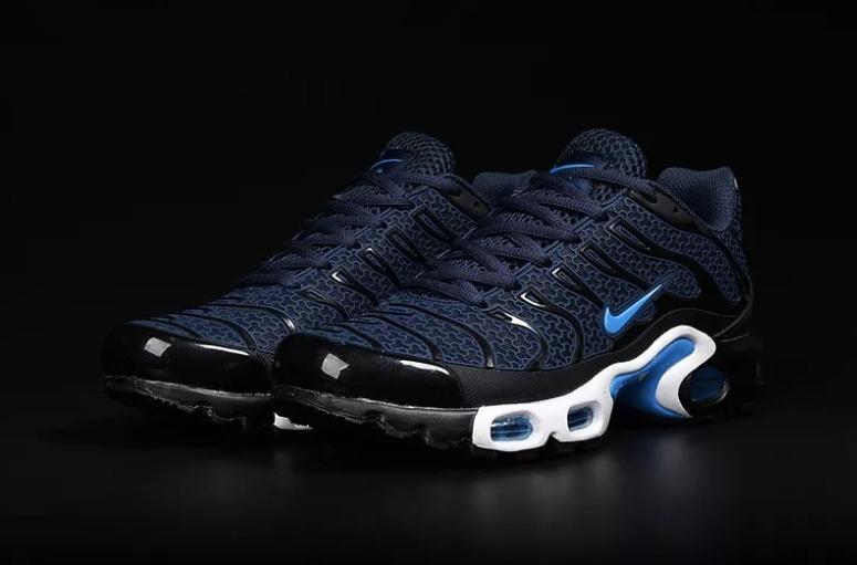 barato Zapatillas Nike Airmax Tn Light Blue Hermosas