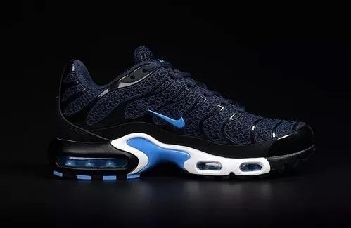 los angeles 3af95 f8a4d zapatillas nike airmax tn azul - envió gratis