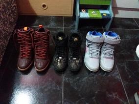 new style 83429 7a8a2 Zapatillas Nike Altas (c  Plataforma Interna) Talle 36
