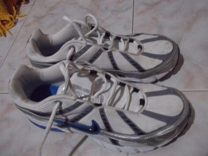 zapatillas nike blancas 39