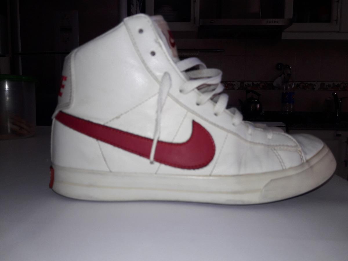 fcbb2b057c642 Zapatillas Nike Botas Cuero