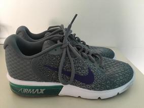 zapatos nike con camara de aire