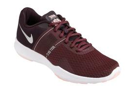 2499b3777 Zapatillas Nike Neoprene Mujer - Zapatillas Nike Running Bordó en ...
