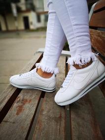 zapatillas nike blancas hombre 2019