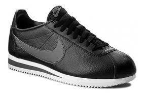 Zapatillas Nike Classic Cortez Leather Hombre 749571-011