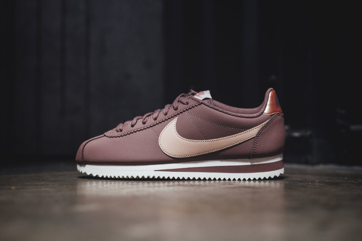 nike mujer cortez leather