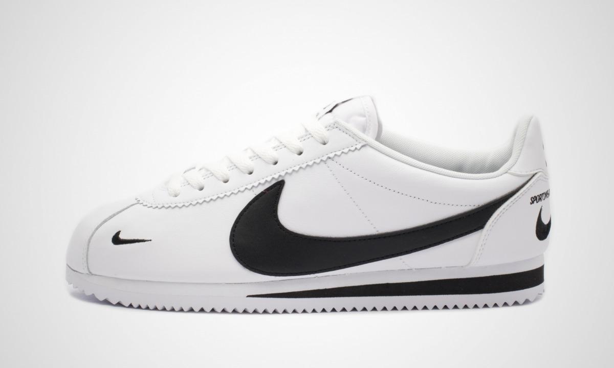 Para Hombre Classic Premium Cortez Zapatillas 2019 Nike vyONmn0P8w