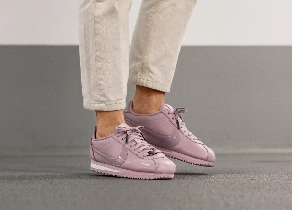 Zapatillas Nike Classic Cortez Premiun Original Para Mujer