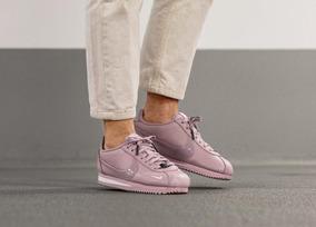 zapatillas cortes nike de mujer