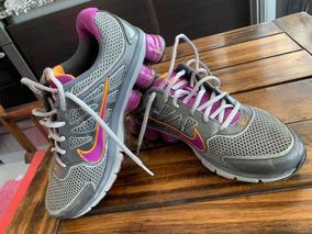 62400ff8ccc Zapatillas Nike Shox Brasil Talla Hombre - Zapatillas en Mercado ...