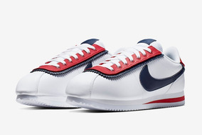 zapatillas nike rojas y blancas